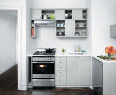 Fotos de Cocinas pequeñas y modernas de 2016 - EspacioHogar.com