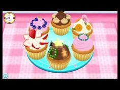 [HD] 쿠킹마마 컵케이크 만들기#2,Cooking Mama cup cake,クッキングママ カップケーキ,料理妈妈 纸杯蛋糕,Капк...