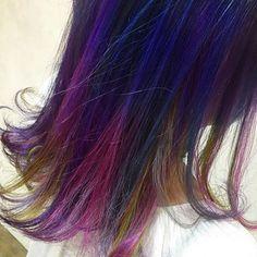 WEBSTA @ yoshiko_ikarashi - スタッフのカラー☆たいへんだけど楽しかったー!!thank you#rainbow…