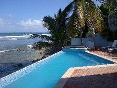 Vieques Island Villa Rental: Villa Chavaniac - Spectacular Oceanfront Property | HomeAway