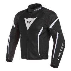 Dainese Air Crono Tex 2 Motorcycle Jacket, Black And White, Jackets, Fashion, Down Jackets, Moda, Black N White, Fashion Styles, Black White