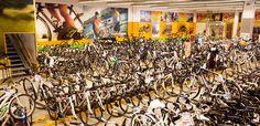 Fahrrad-XXL Filiale Emporon in Halle