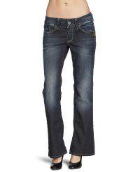 G-STAR Damen Jeans LYNN BOOTLEG WMN vintage aged