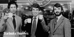 starbucks founders