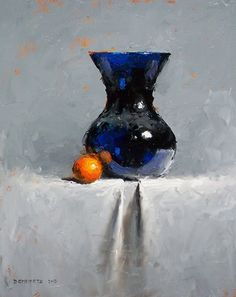 Binary by David Cheifetz Oil ~ 10 x 8 #OilPaintingStillLife