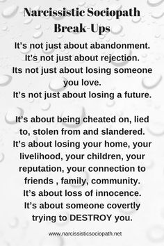 AMEN AMEN AND AMEN A master of disguise, the sociopath will take everything you have to give before he abandons you with nothing Narcissistic People, Narcissistic Abuse Recovery, Narcissistic Behavior, Narcissistic Sociopath, Narcissistic Personality Disorder, Narcissistic Husband, Trauma, Ptsd, Relationship With A Narcissist