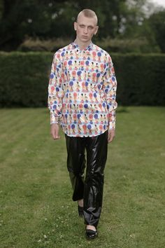 Our Legacy Spring 2017 Menswear Fashion Show