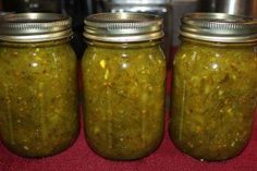 Grandma's Zucchini Relish Recipe - Passed Down For Decades