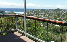 vertical wire balustrade - Google Search