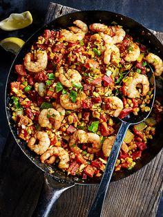 Spanish cauli rice
