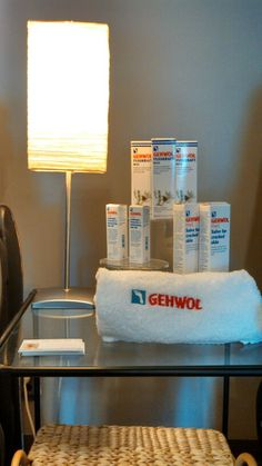 Gehwol Pedicure Products #medpedicure #merlenorman #antifungal