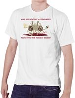 Circle Atheist ShirtMay His Noodly Appendages Touch this Holiday Shirt