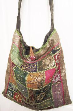 Boho Gypsy Vintage Tapestry Bag Bohemian by VintageVelvetGypsy, $59.00
