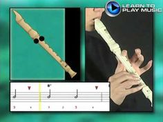Beginner Recorder Lessons ~ Progressive (playlist)