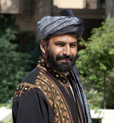 Pashtoon from Tribal Areas-pakistan