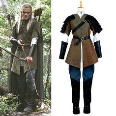 New #design the hobbit desolation of #smaug mirkwood legolas #costume cosplay,  View more on the LINK: 	http://www.zeppy.io/product/gb/2/351789033071/