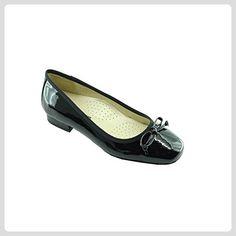 Footwear Originals Damen Schuhe Ballerinas Ballet Flats orange mit Metallspitze Gr. 38 39 40 41 (39) Gas xm2irO3Hd3