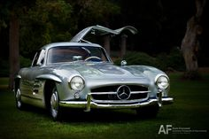Twitter / MBClassicCenter: Mercedes-Benz 300 SL Gullwing Coupe at the 2012 San Marino Motor Classic.