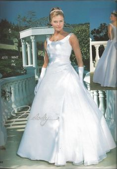 melody fashion wedding dress catalog