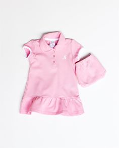 Vestido con braguita rosa NEWNESS Vestidos #dadati #kids #fashionkids #fashion #baby #children  #bebe #infant #primavera #summer #ropa #moda #peques #2014 #shop #shoponline #spain #brand