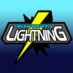 """Akihabara Lightning [AKB48 / Sports Team Inspired] - Release August 5, 2012 - The first in a series of """"48""""-Themed Sports Team shirts that will be produced! Inspired by the """"Electric Town"""" aspect of Akiba, will the team be able to take it all the way?     #milktee #tshirts #shirt #design #japan #idols #jpop #akb48 #ske48 #nmb48 #hkt48 #jkt48"""