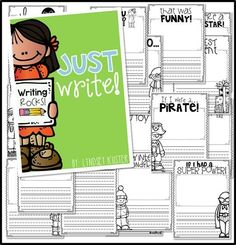 A year of many firsts - just write writing prompts (free download!)