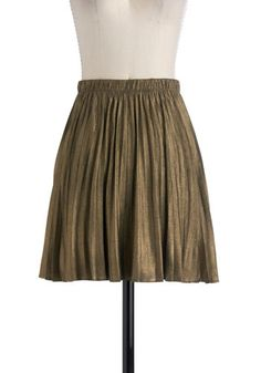 Luxe of the Draw Skirt