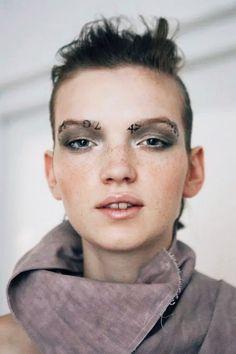 Aganovich / Isamaya Ffrench   Architect's Fashion
