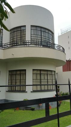 Art Deco building, Colonia Condesa, Mexico City
