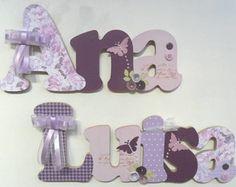 Ana Luisa lilás roxo porta maternidade