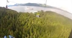 America's longest zipline in Hoonah Alaska will certainly be on your bucket list. Click here to see this ride all caught on video.