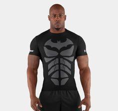 Men's under armour ® alter ego compression shirt gym men, sport outfits, . Superhero Tshirt, Batman Shirt, Batman Batman, Sport Outfits, Cool Outfits, Fashion Outfits, Cool Shirts, Tee Shirts, Sportswear Store