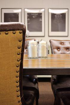 Dining - Rima Designs:Detroit Kalamazoo Chicago Designer
