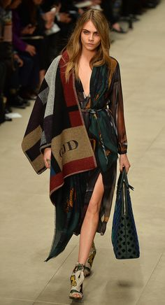 Get Your Own Monogrammed Burberry Scarf now!