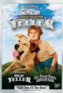 Old Yeller 1957 ~ Beware, Crying is Mandatory!