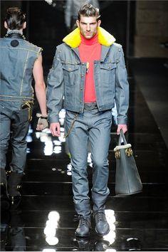 Versace Fall Winter 2012