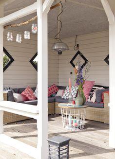 De nieuwe zithoek in de tuin van Bram en Nienke | Make-over door Leonie Mooren