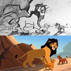 Scar Lion King, Lion King Fan Art, Lion Art, Lion King Images, Lion King Pictures, Big Cats Art, Cat Art, Disney Fan Art, Disney Fun