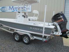 2014 Blazer 2220 Fisherman wYamaha Bay Minette AL for Sale 36507 Bay Boats For Sale, Bay Minette, Offshore Fishing, Fishing Boats, Sailing, Random Stuff, Motorcycles, Outdoors, Flats