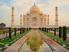by @florence.hyun.kim #mytajmemory #IncredibleIndia #tajmahal Perfection... #tajmahal #india #agra #incredibleindia #타지마할 #인도 #인도여행 #아그라 #여행 #여행스타그램 #여행에미치다 #iloveindia  #travelgram #traveltheworld
