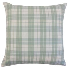 Joss 18-inch Down and Feather Filled Throw Pillows