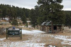 Fillius Park in Jefferson County, Colorado