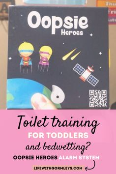 As a parent, you want to make the toilet training and bedwetting issues to come through as a breeze. Looking for ways to overcome bedwetting issues or simply finding solutions in toilet training for toddlers? Here is a list of helpful tips and ideas to alarm your child when it is time to go to the toilet. #parenting #toilettraining #bedwetting