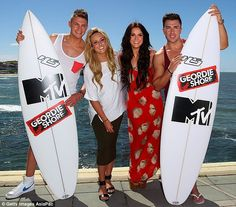 WOOHOO! season 6 down under #geordieshore