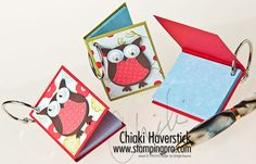 Another Cute idea with the owl punch @Olivia Coons