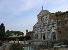 Basilica di San Miniato al Monte: San Miniato al Monte, Florence
