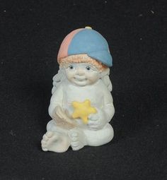 Dreamsicles Angel Figurine Signed Kristin '93