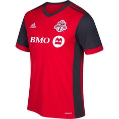 adidas Youth Toronto FC Primary Replica Jersey, Size: Large