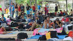 Panamá considera creación de albergue en Darién para inmigrantes cubanos http://www.inmigrantesenpanama.com/2016/01/11/panama-considera-creacion-albergue-darien-inmigrantes-cubanos/