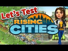 Rising Cities - Browsergame ► http://www.mygamedeals.de/de/rising-cities.html